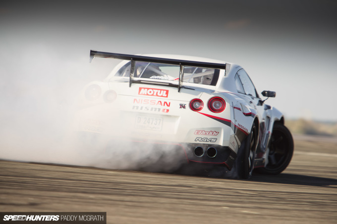 2016 NISMO GT-R Prodrift Academy by Paddy McGrath-35