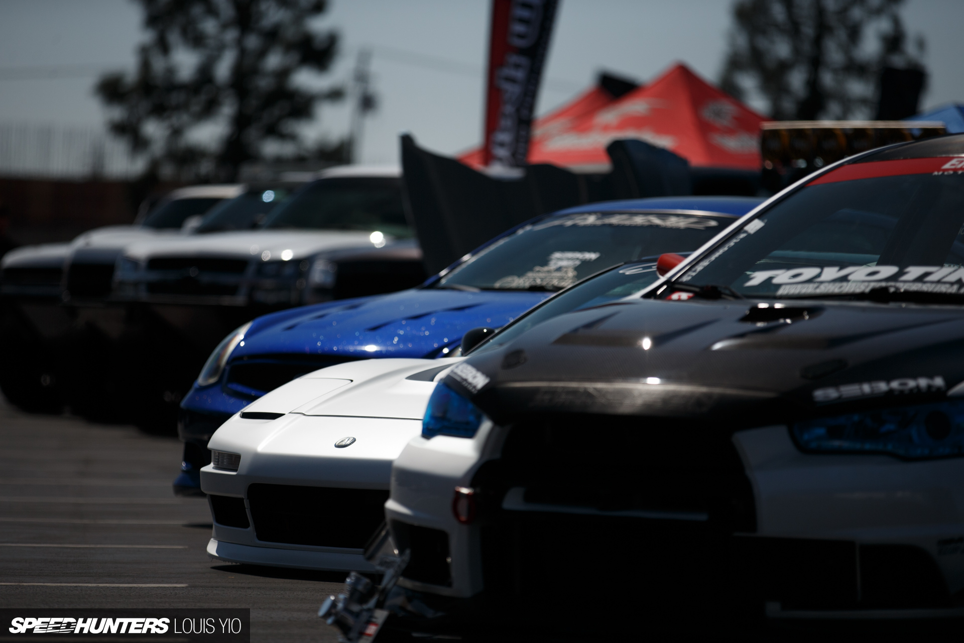 Auto Enthusiast Overload At Nitto's Big DayOut