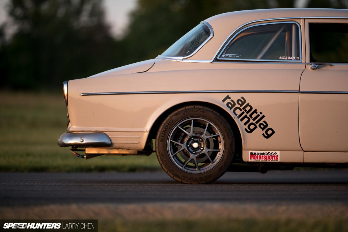 60s Sweden Meets 90s Japan The 4g63 Volvo Speedhunters