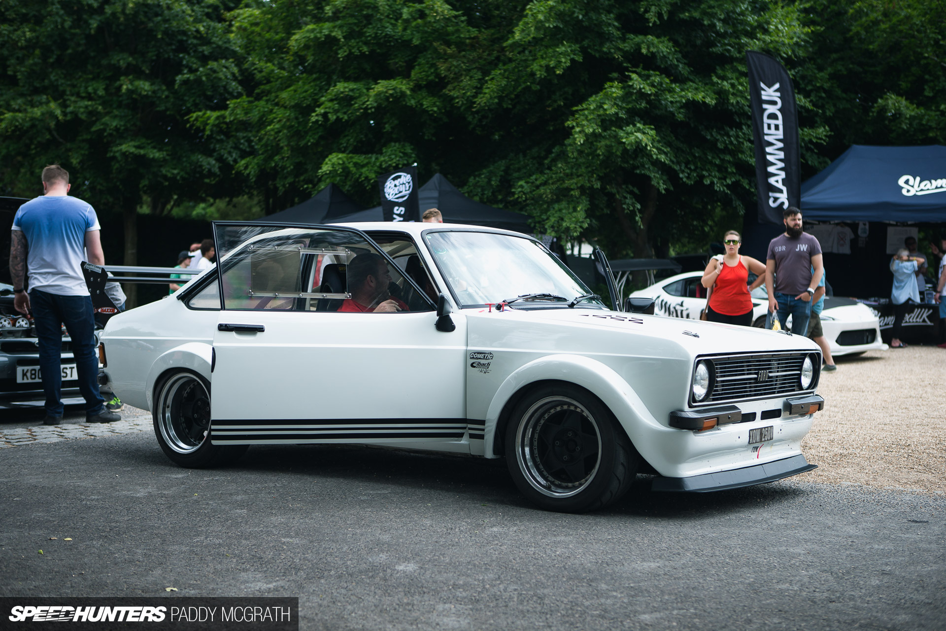 535hp In A MkII Escort