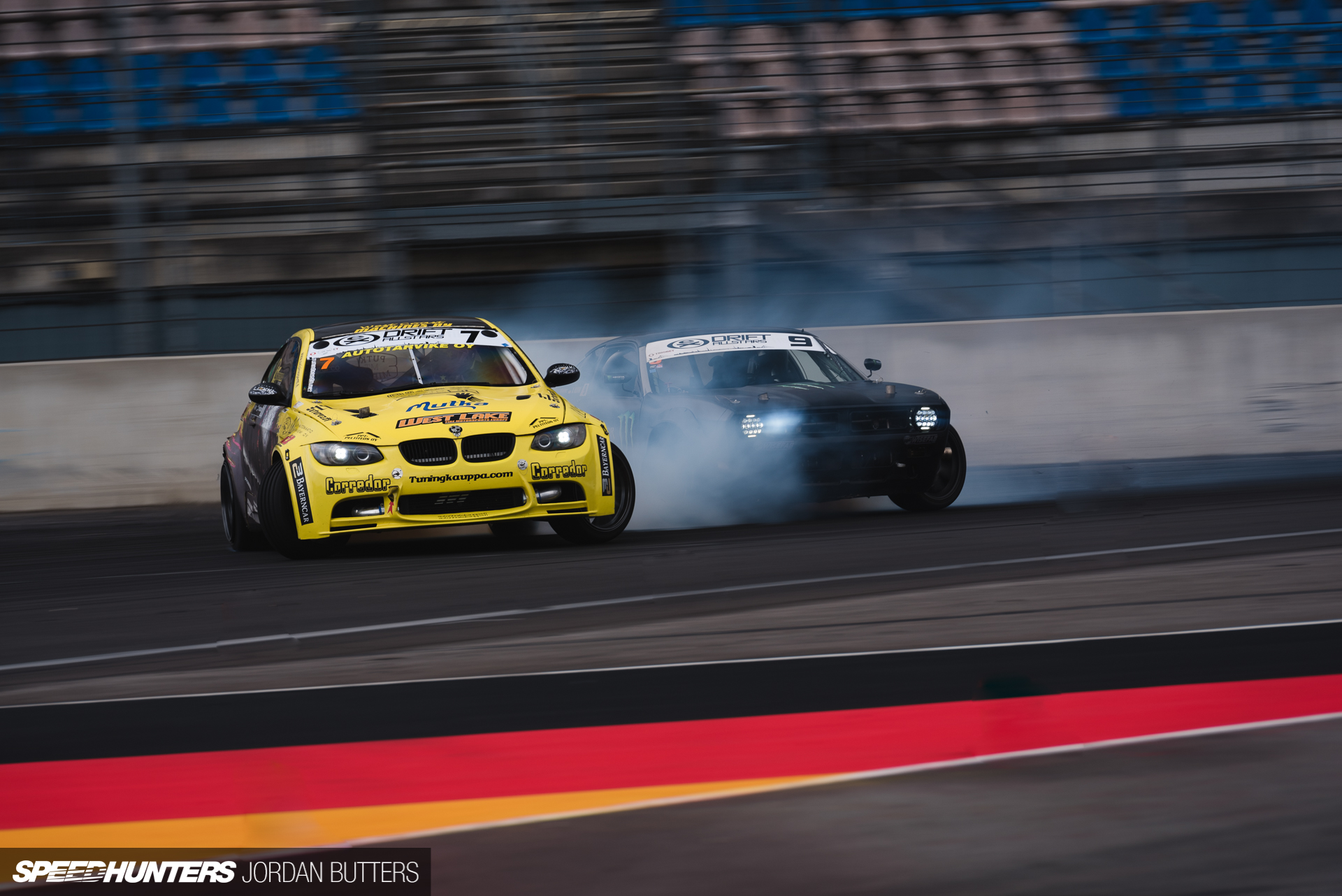 Shooting Drift: A Speedhunter's Approach