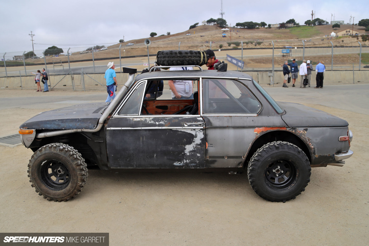Everyone That Saw The Original X2 Loved The Idea, But The Car Was Sketchy  As Hell To Drive And Was More Of A Visual Statement Than A Functional  Off Road ...
