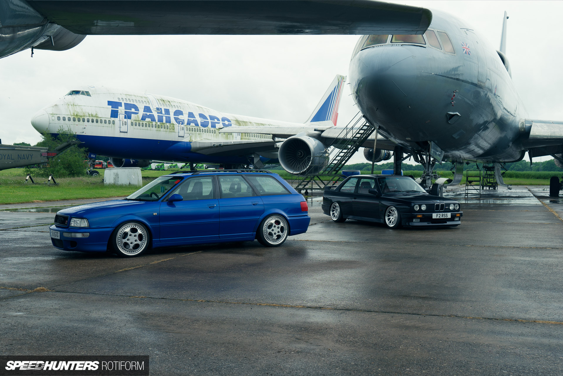 90's Legends: BMW E30 M3 Or Audi RS2?
