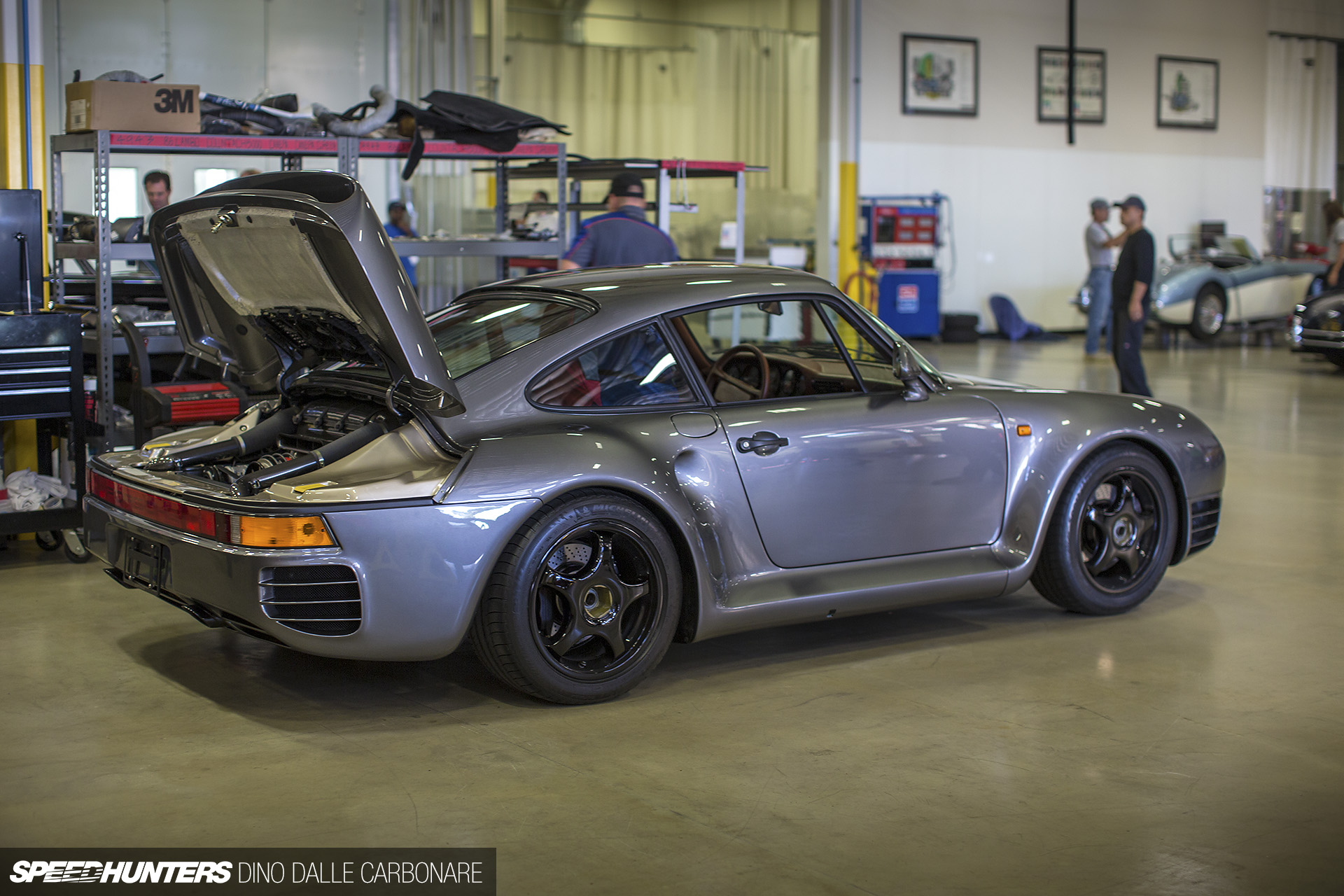 Racing In Car >> Porsche 959 Indulgence - Speedhunters
