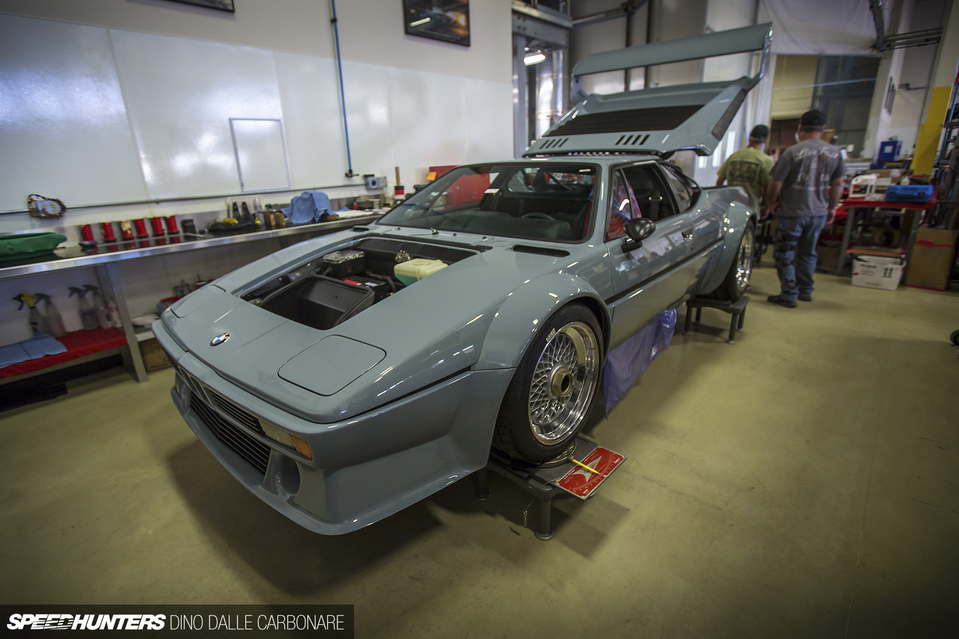 The Street Legal Canepa M1 Procar