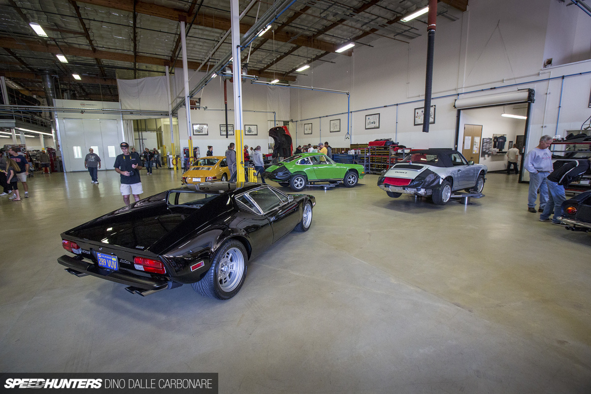 Inside The Canepa Candy Store