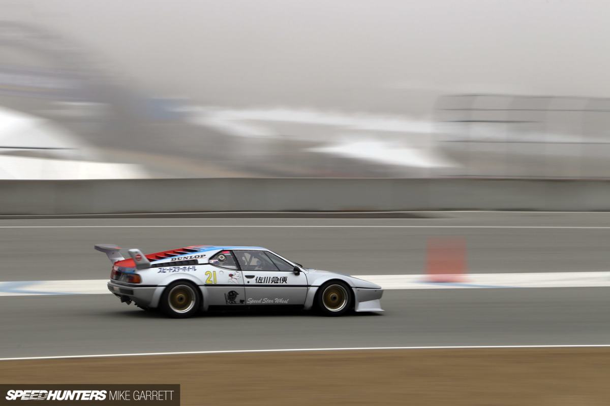Japanese Legend: The Speed Star M1 Procar