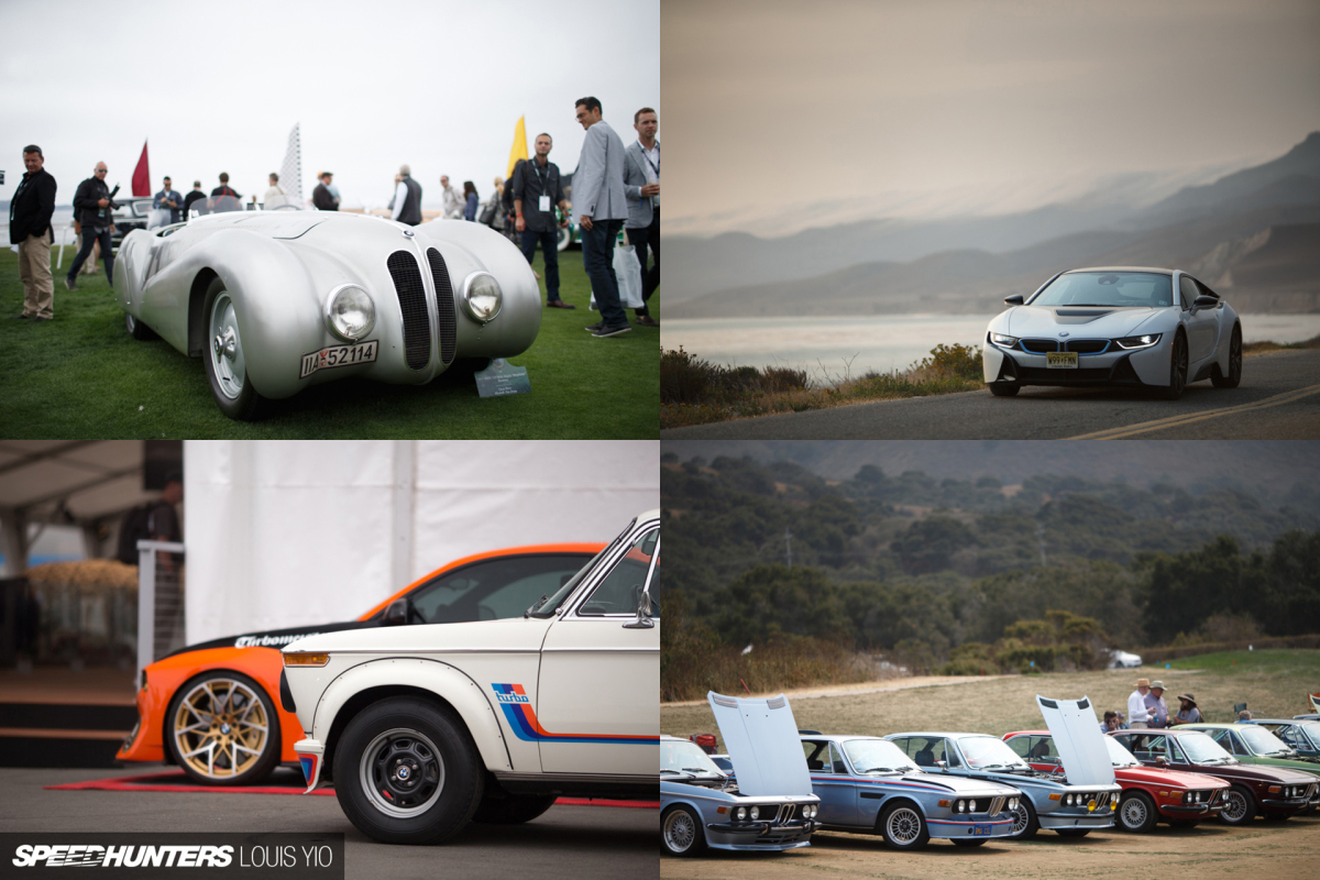 Celebrating 100 Years Of BMW