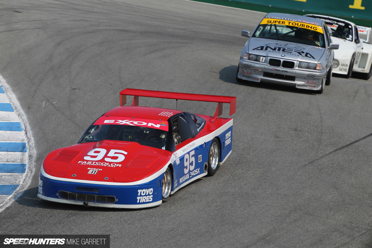 Cool S13, Bro: The IMSA GTU 240SX