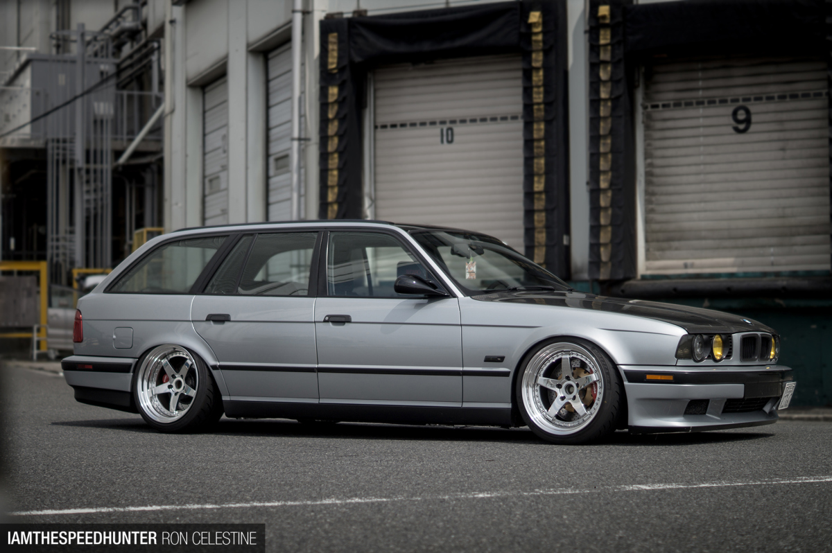 A Bmw E34 Estate The Japanese Way Speedhunters
