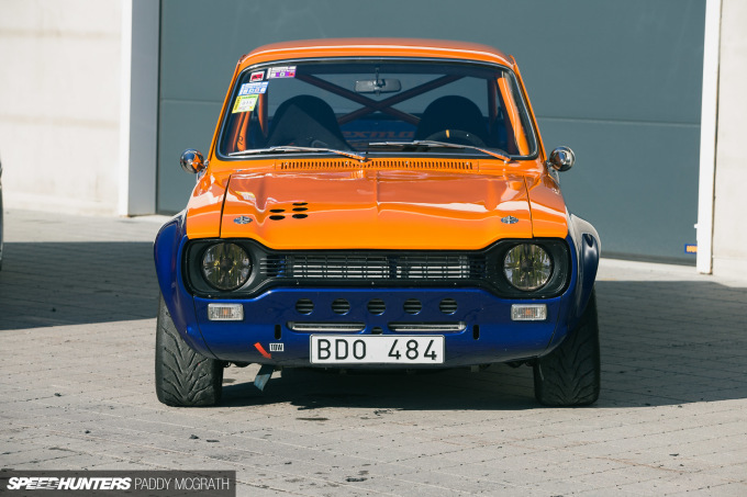 2016 Ford Escorts Gatebil by Paddy McGrath-6