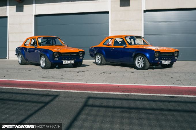 2016 Ford Escorts Gatebil by Paddy McGrath-15