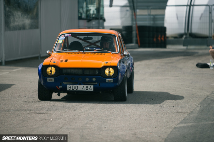 2016 Ford Escorts Gatebil by Paddy McGrath-29