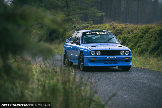 2016 BMW E30 Rally KOD TDP by Paddy McGrath-7