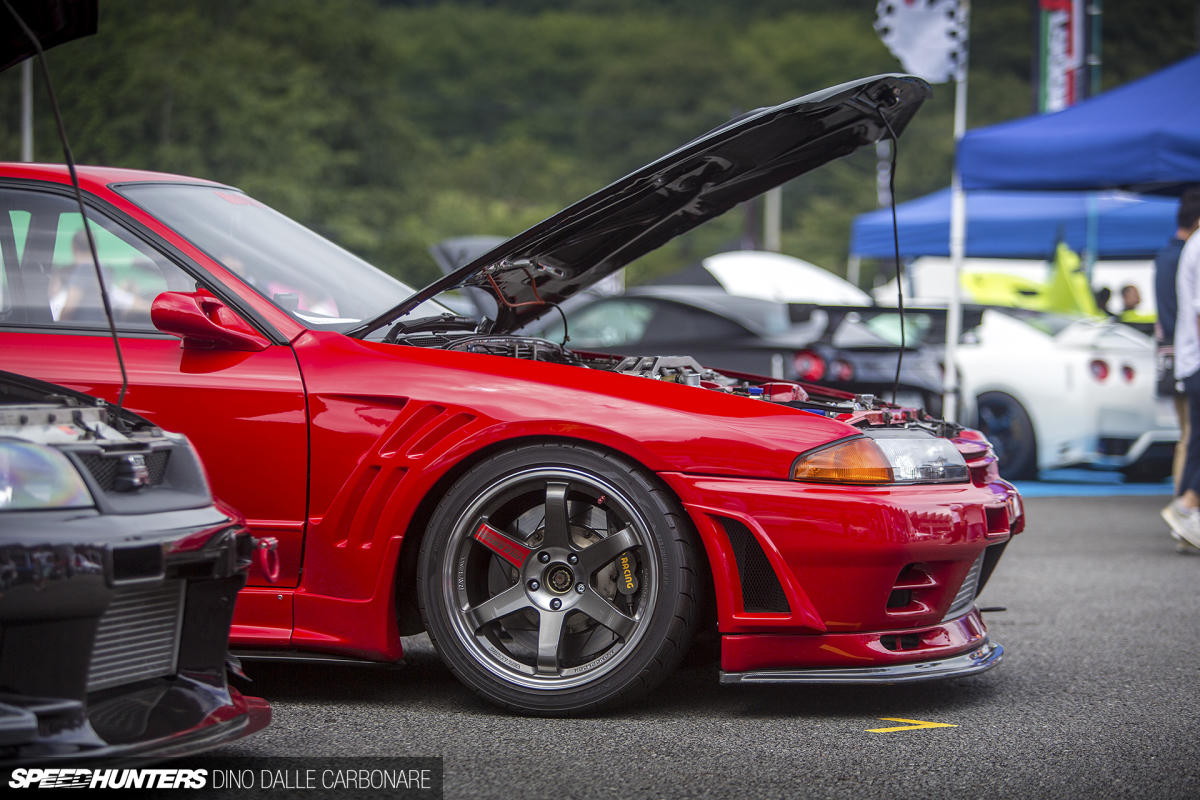 The Undeniable Attraction Of An R32 GT-R