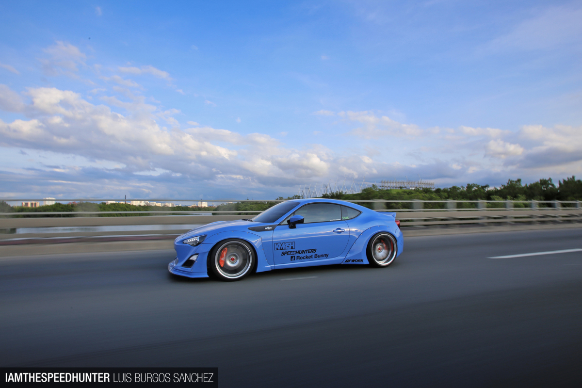 The H2 Drift FR-S: KM4SH In The Caribbean