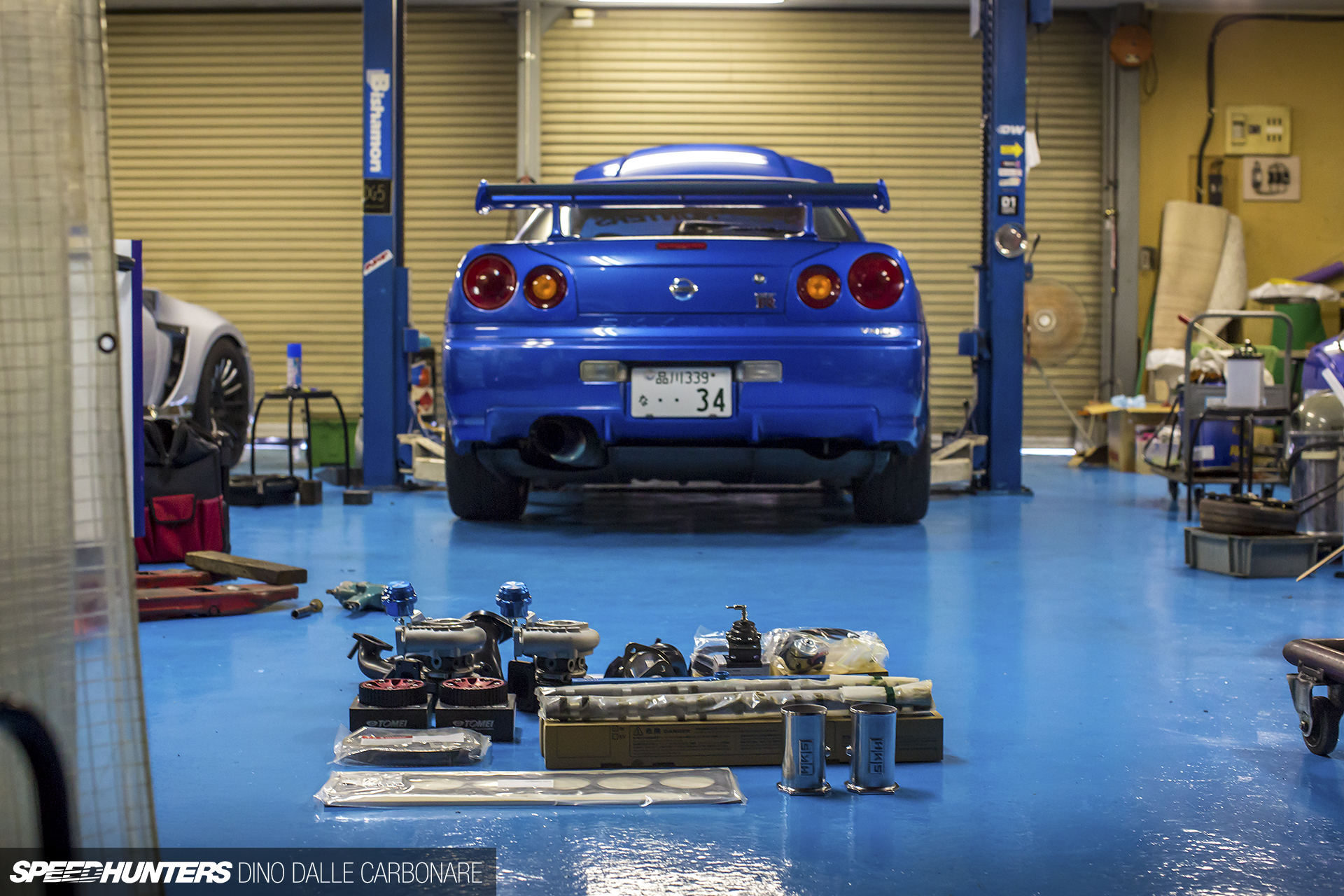 Project GT-R: The Power Upgrades (Almost) Begin