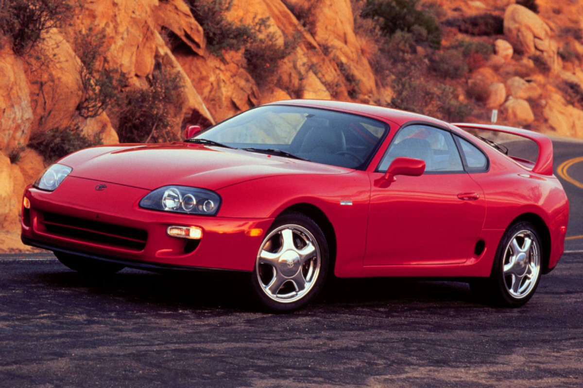 Imagining A Hybrid Supra With BMW DNA…