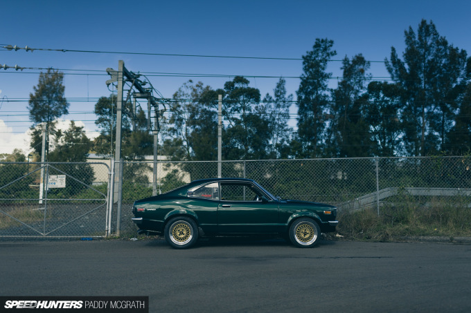 2016 Mazda RX3 Savanna 4 Rotor by Paddy McGrath-1