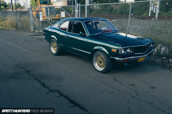 2016 Mazda RX3 Savanna 4 Rotor by Paddy McGrath-2