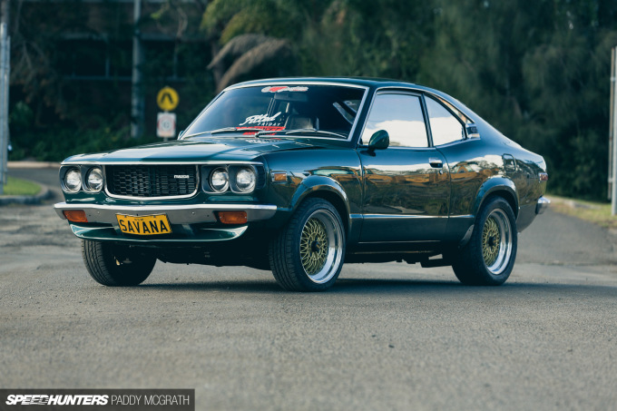 2016 Mazda RX3 Savanna 4 Rotor by Paddy McGrath-8
