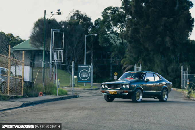 2016 Mazda RX3 Savanna 4 Rotor by Paddy McGrath-10