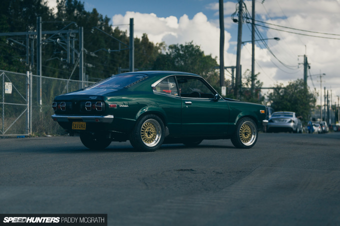 2016 Mazda RX3 Savanna 4 Rotor by Paddy McGrath-23