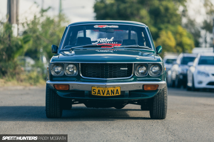 2016 Mazda RX3 Savanna 4 Rotor by Paddy McGrath-39