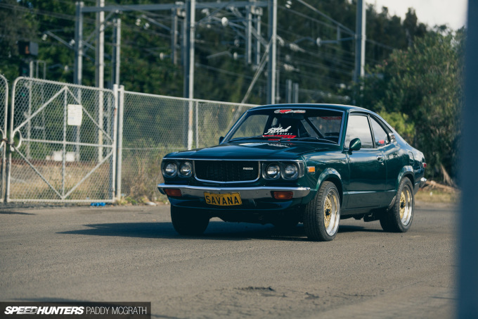 2016 Mazda RX3 Savanna 4 Rotor by Paddy McGrath-40