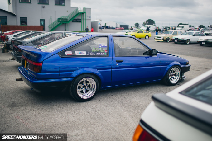 2016 AE86 Festival Mondello Park by Paddy McGrath-1