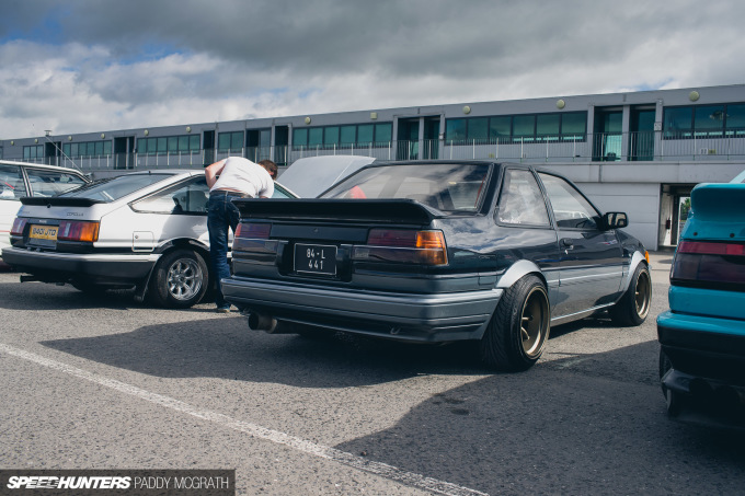 2016 AE86 Festival Mondello Park by Paddy McGrath-6