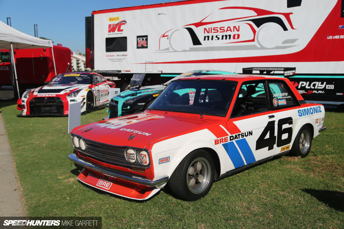 The Most Famous Datsun Of All Time?