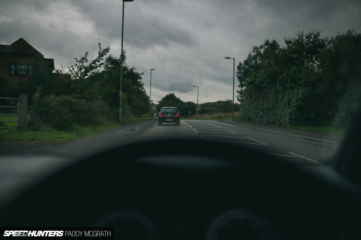 The Best Courtesy Car In The World? - Speedhunters