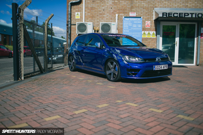 2016 VW Golf R Regal Autosport by Paddy McGrath-25