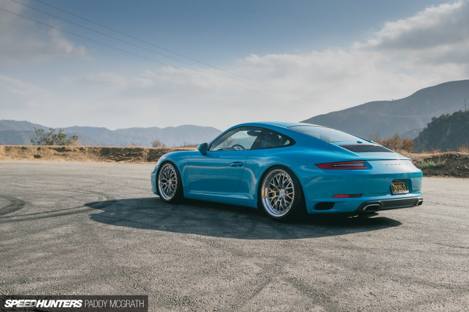 2016 Porsche 911.2 Carrera Brian Henderson by Paddy McGrath-38