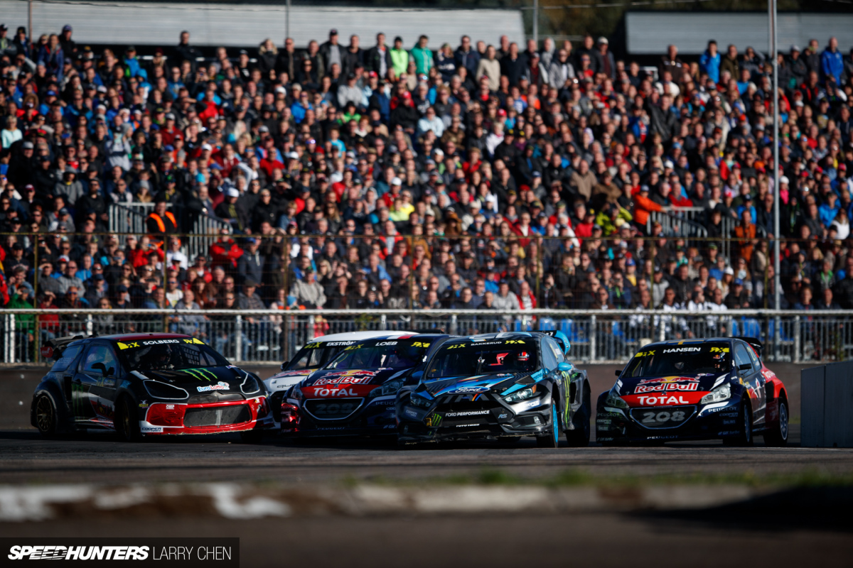 Through My Lens: FIA World RX Latvia