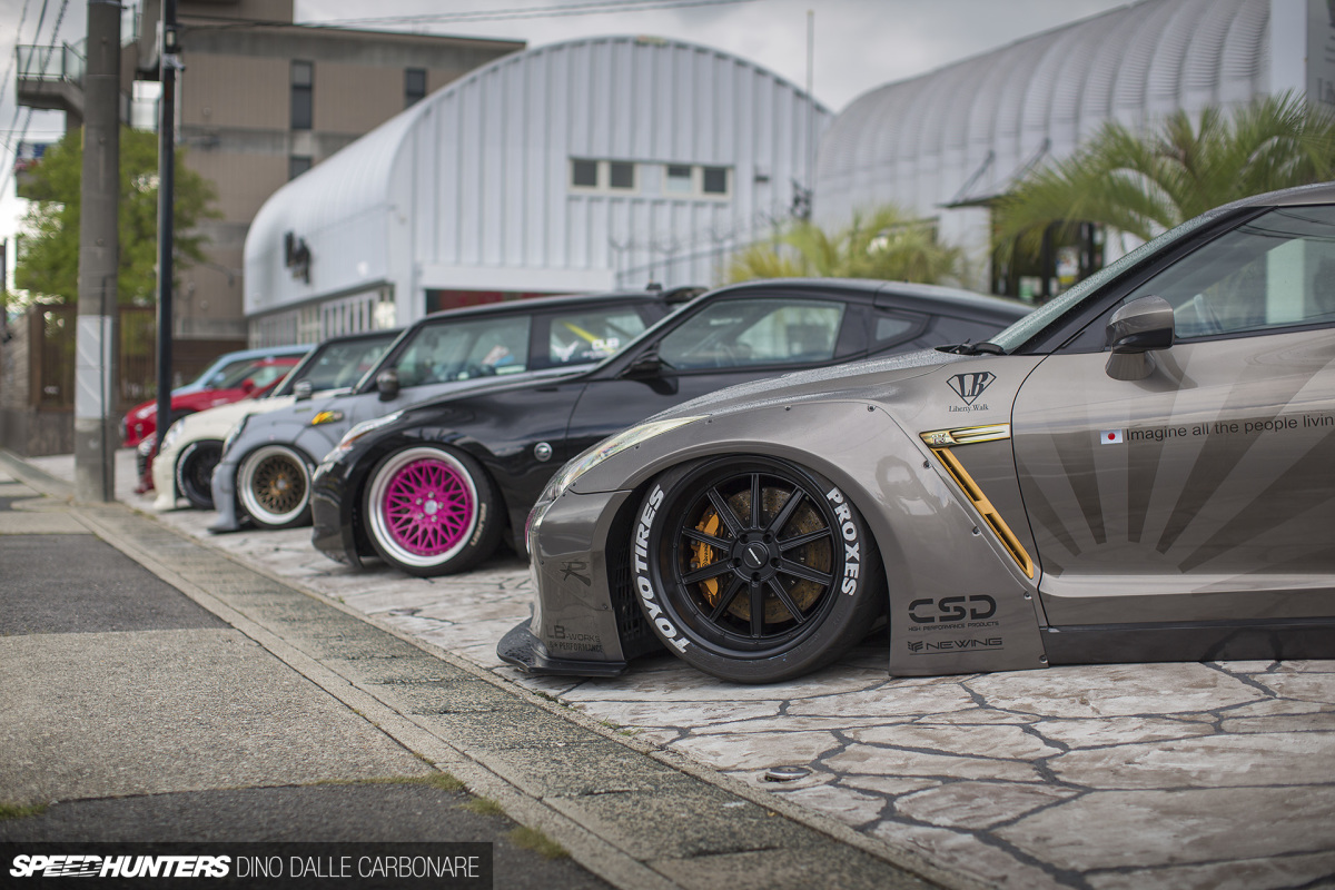 A Bigger & Better Liberty Walk