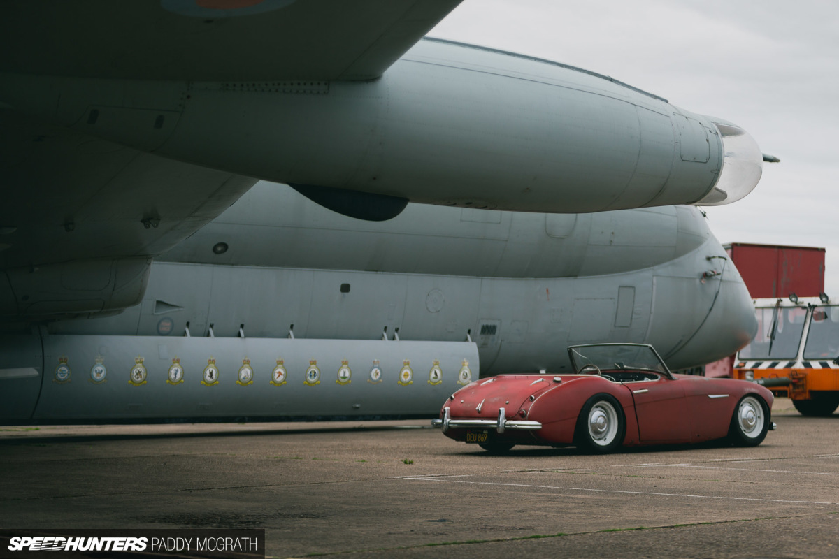No Car Left Behind: Rescuing a '58 Austin-Healey