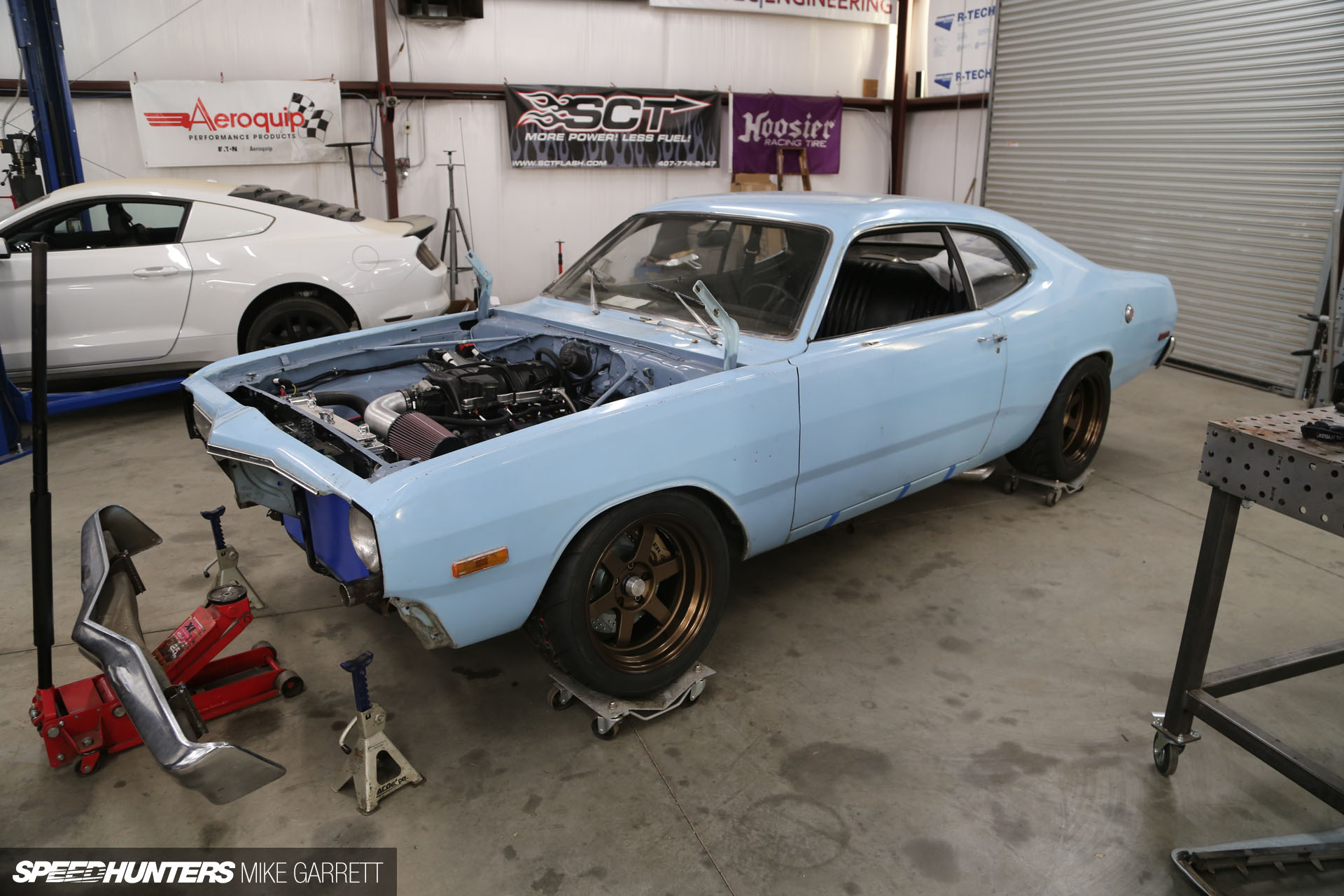 Project Yankee: No Sleep Till SEMA