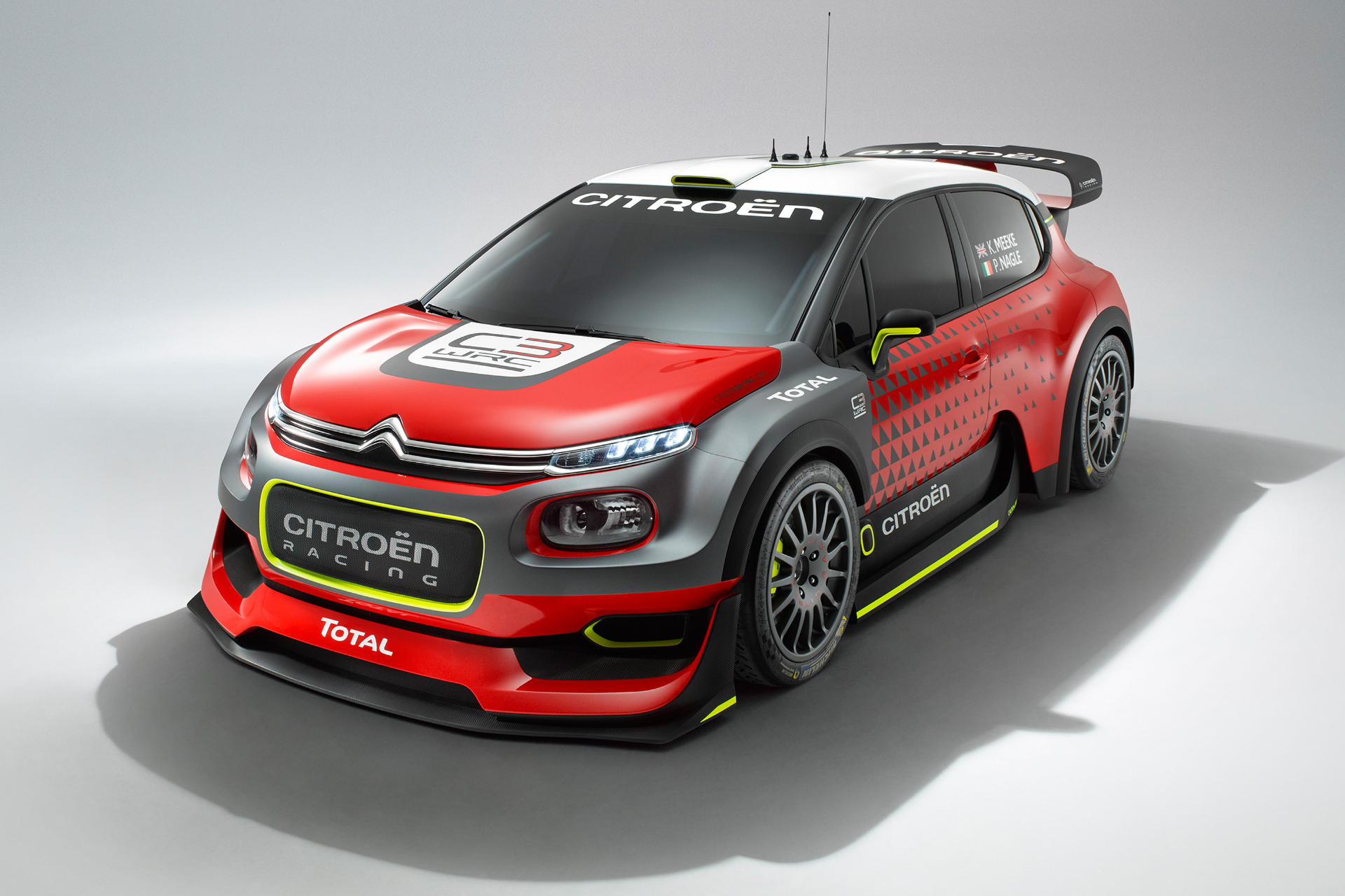 More Noise = More Fun? Citroën's WRC Return