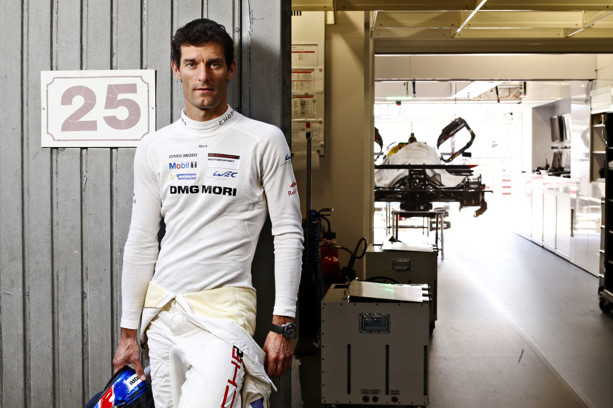 Mark Webber's Greatest Hits