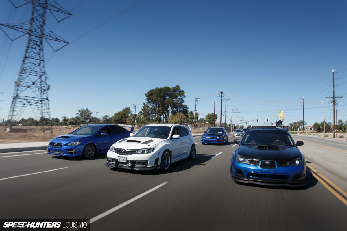 Subiefest 2016: Celebrating All Things Subaru