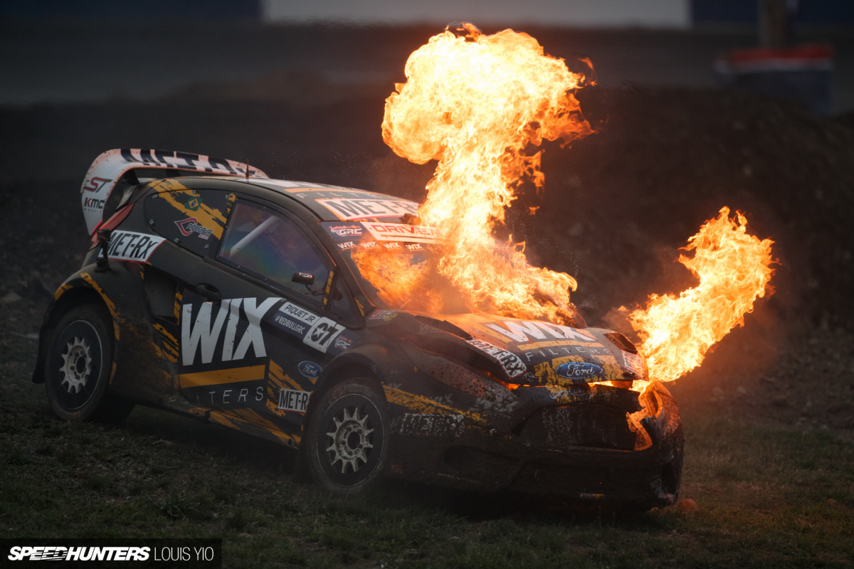 GRC 2016: Fires, Crashes, Jumps & Drama