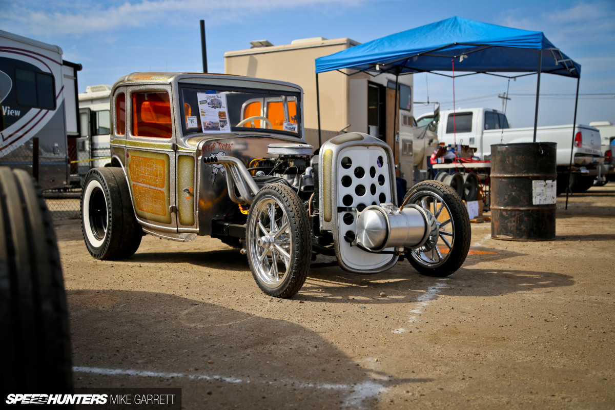 An Austin Reimagined For The Quarter Mile