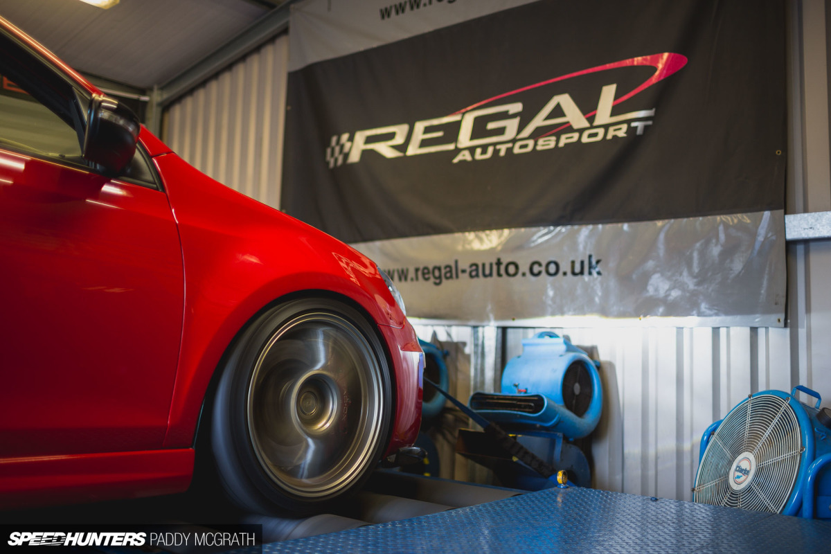 An Afternoon At Regal Autosport