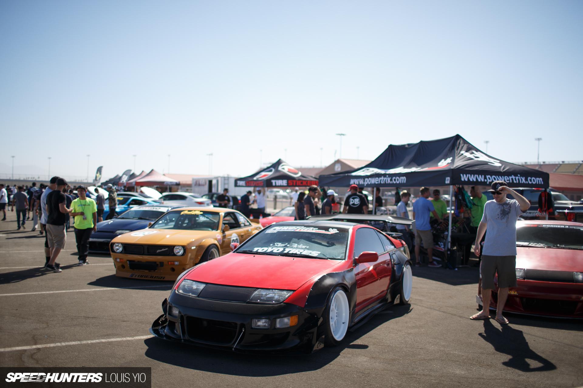 Nissan + Datsun + Infiniti =Nissfest