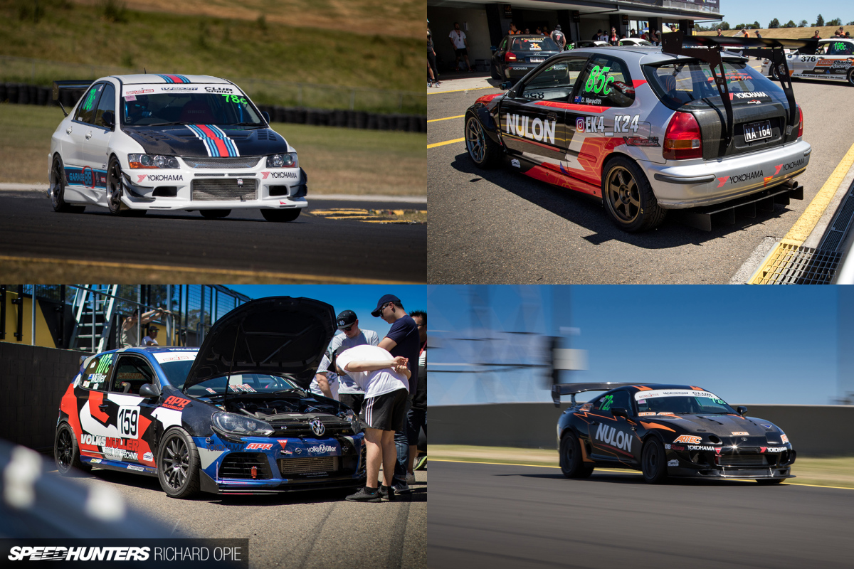 Four Ways To Take On WTAC's Clubsprint Class