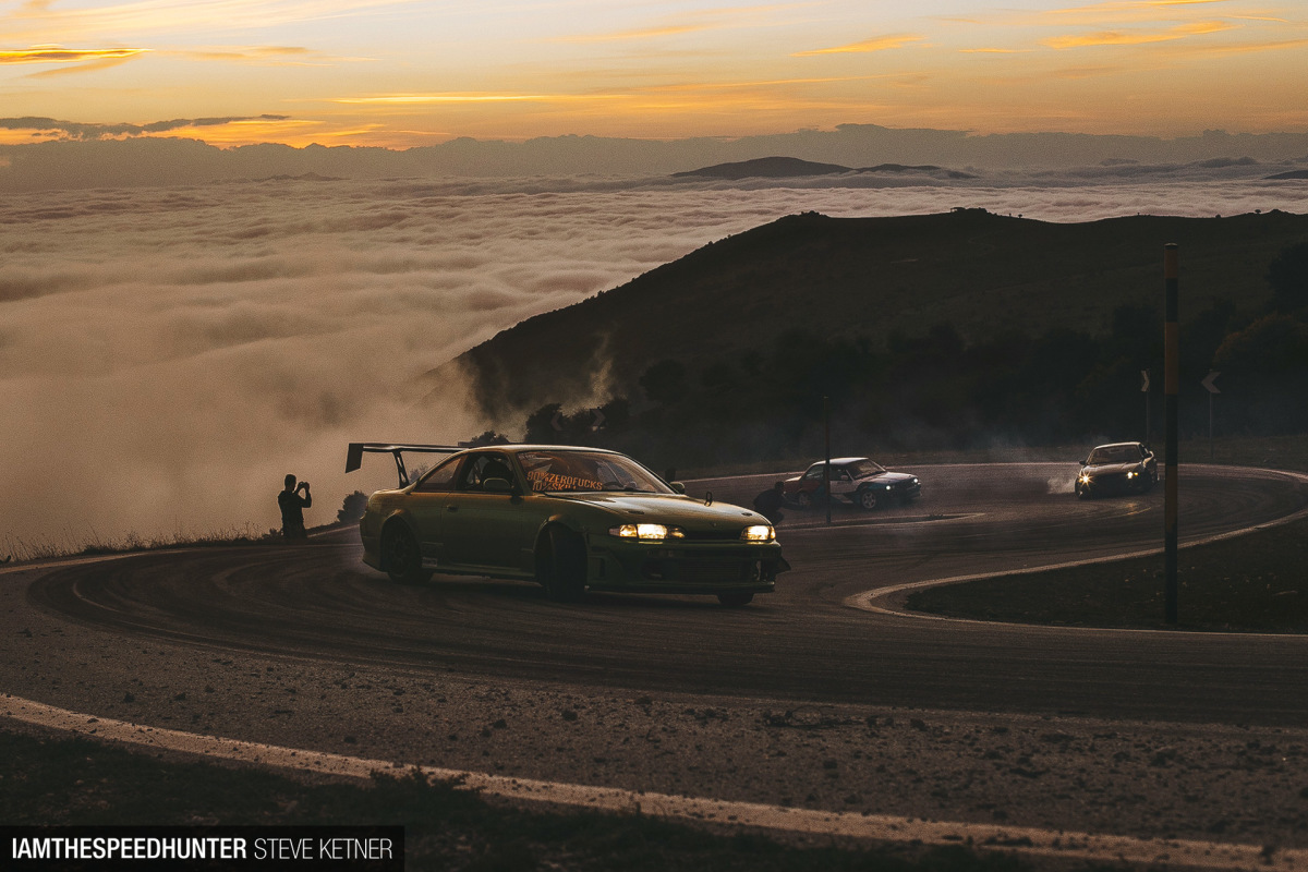 Drifting On The Mountain Of Gods