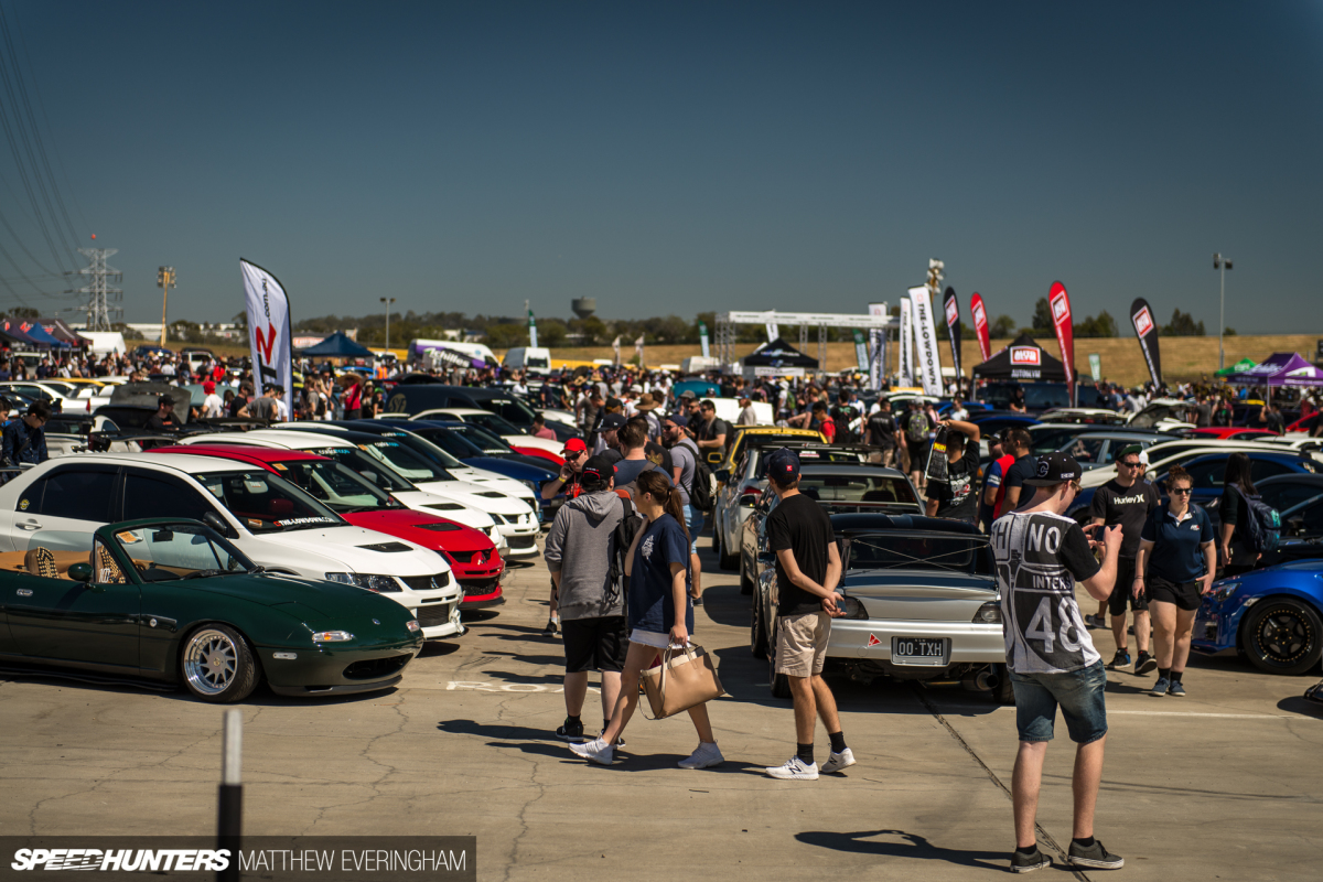 Sydney Showdown: Another Side Of WTAC