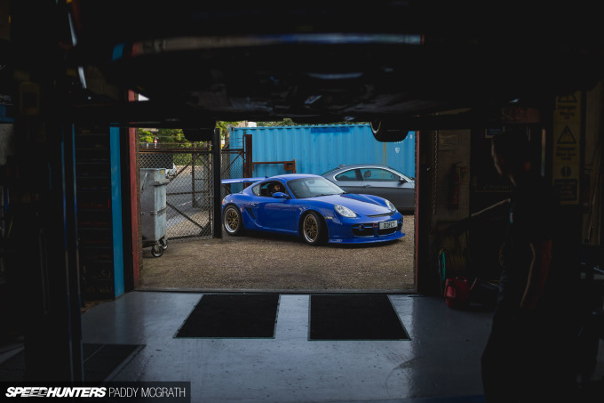 2016 Porsche Cayman CSF by Paddy McGrath-2